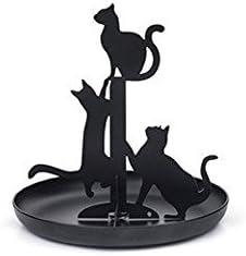 Kikkerland 2454140031 - Joyero gatos