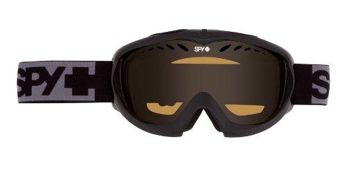 Spy Optic Targa II Goggle (Black, Persimmon), Outdoor Stuffs