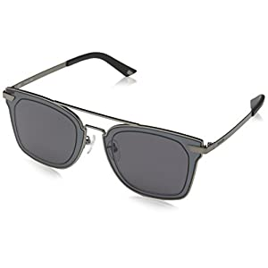 Sunglasses Police HALO 1 SPL348 0627 Unisex Grey Square