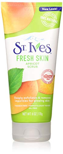 St. Ives Face Scrub Apricot 6 oz(Pack of 3)