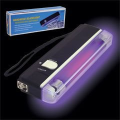 Black Light Battery Operated ()