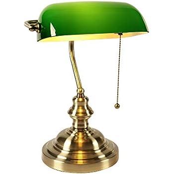 Amazon Com V Light Traditional Style Cfl Banker S Desk
