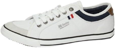 XTI Shoe White Sneaker Canvas Size: 6.5