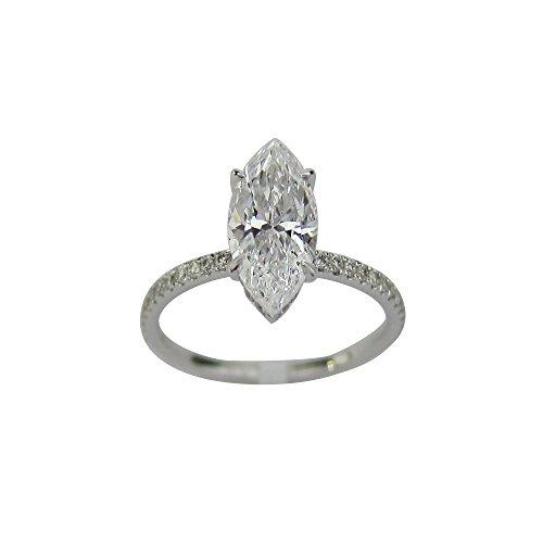 1.31 Ct Marquise Diamond - 4