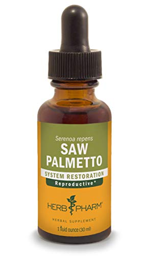 - Herb Pharm Saw Palmetto Berry Liquid Extract for Prostate Support - 1 Ounce