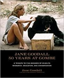 Jane Goodall: 50 Years at Gombe (Hardback) - Common