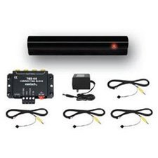 Xantech 48095BKITRP Black Plasma Proof Dinky Link Kit-by-Xantech