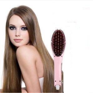 Cerámica cepillo eléctrico alisador de cabello, de tweezehertm, Styling Accesorios con LCD Digital de