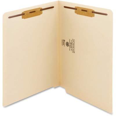 SMD34130 - Smead Watershed/CutLess End Tab Fastener Folders