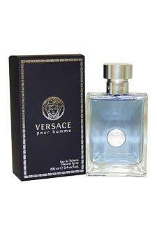Versace Pour Homme Eau de Toilette for Men 100ml - 3