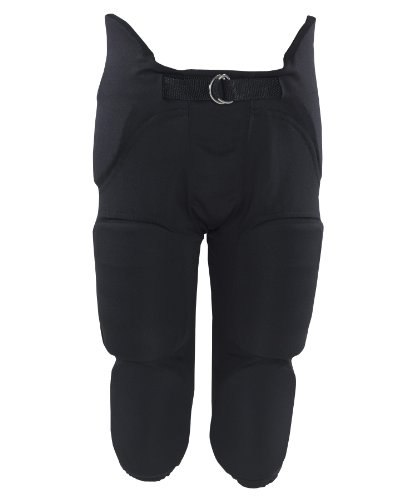 russell-athletic-mens-integrated-7-piece-pad-pant-blk-s