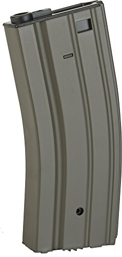 Evike - Full Metal 300rd Airsoft AEG Hi-Cap Mag For M4 / M16 / L85 Series Airsoft (Airsoft Series)