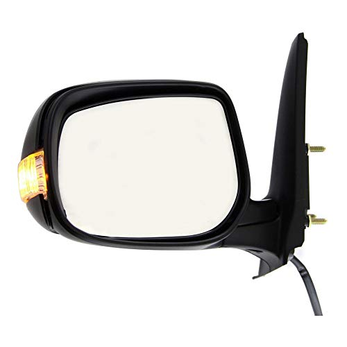 Kool Vue Power Mirror For 2008-2015 Scion xB Wagon Driver Side W/Signal -