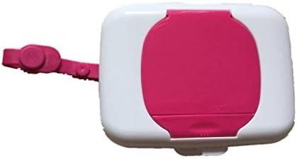 Dispensador de toallitas de bebé portátil; para toallitas húmedas ...