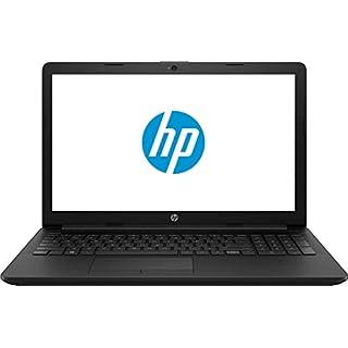 """HP 15 Laptop 15.6"""", AMD Ryzen 5 2500U, AMD Radeon Vega 8 Graphics, 1TB HDD, 8GB SDRAM, 15-db0069wm, Jet Black (Renewed)"""