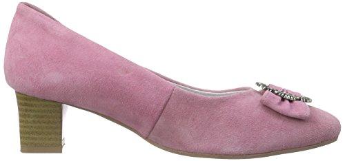 Pink Rosi Trachtenschuhe Pumps Damen Bergheimer Rose 4PIFnxF5