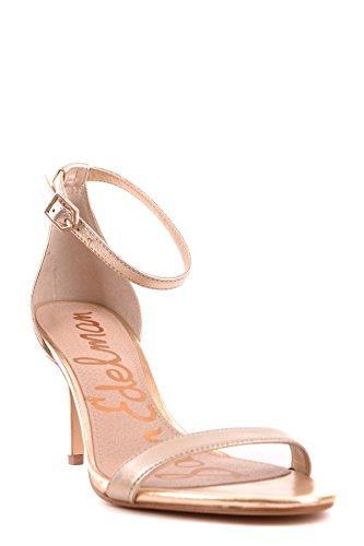 Sam Edelman Scarpe Con Tacco Donna MCBI266012O Pelle Oro