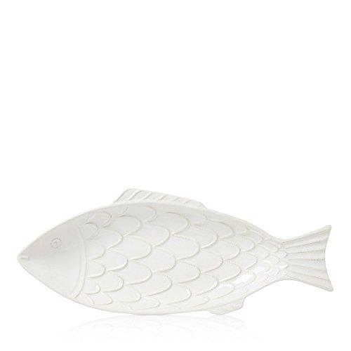 Thread Fish - Juliska Berry & Thread Whitewash Fish Platter