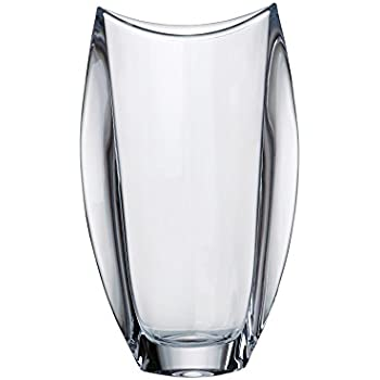 Amazon Barski European Glass Lead Free Crystalline Oval