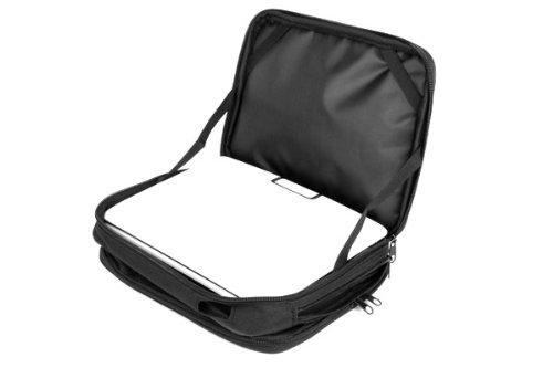 Ds-idols Black Car Headrest Mount Strap DVD Player Case Bag For 7 7.5 7.8 Portable DVD Player