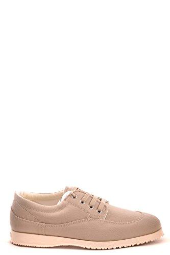 Women's MCBI148121O Fabric Sneakers Beige Hogan 17Zqww