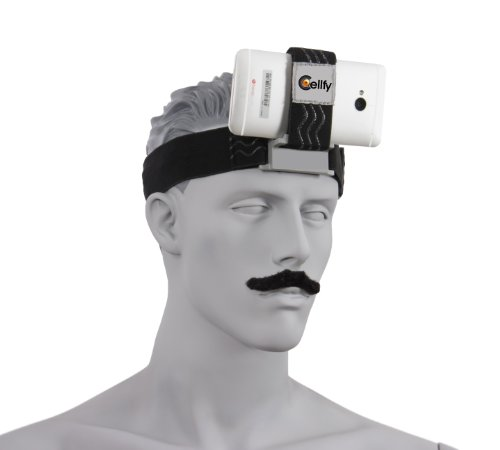 Cellfy Universal Head Mount Smartphone product image