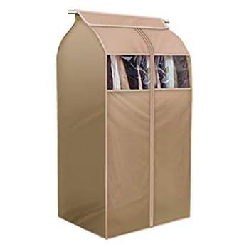 Amazon.com: Cheng Yi Garment Rack Cover Large Capacity ...