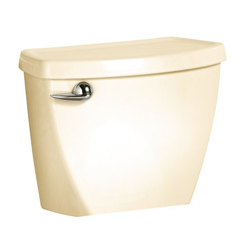(American Standard 4021001N.021 Cadet 3 1.6 GPF  12-Inch Rough Toilet Tank Only, Bone)