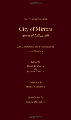 City of Mirrors: Songs of Lalan Sai (South Asia Research)