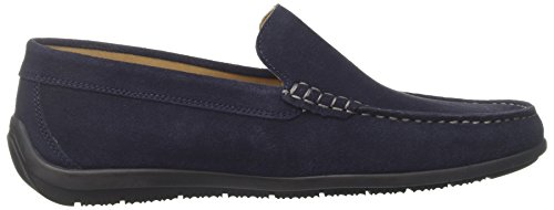 Blue Loafer Lumberjack Leman Navy Uomo Mocassini 002A01 Blu tZg0xgqSw