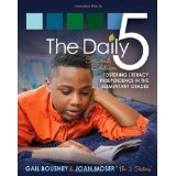 img - for The Daily Five by Boushey, Gail, Moser, Joan [Stenhouse Publishers, 2006] ( Paperback ) [Paperback] book / textbook / text book