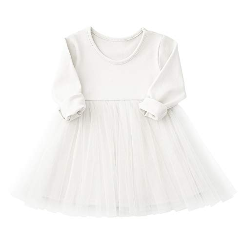 Ghost Tutu - Baby Girls Black Dress Tutu Long