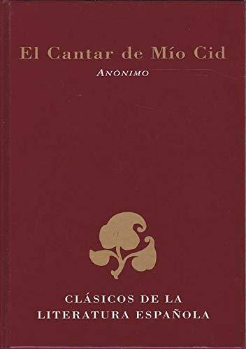 El cantar del Mío Cid: Amazon.es: Anónimo: Libros