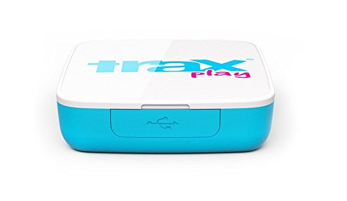 Trax Play – World's smallest and lightest live GPS tracker for children and pets!