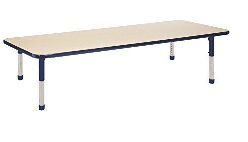 Rectangular Steel Activity Table - 6