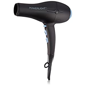 BIO IONIC Powerlight Pro-Dryer, Black