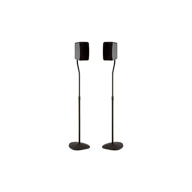 Sanus Adjustable Height Speaker Stand -