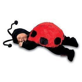 """15"""" Anne Geddes Ladybug"""