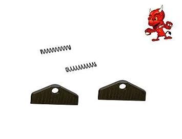 Kohlebürsten motorkohlen passend für miele trockner mistralc typ
