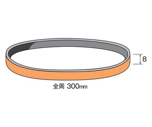 ミニター ダイヤモンドベルトト300 コーティングタイプ ソフト#180 (3個) SA1311