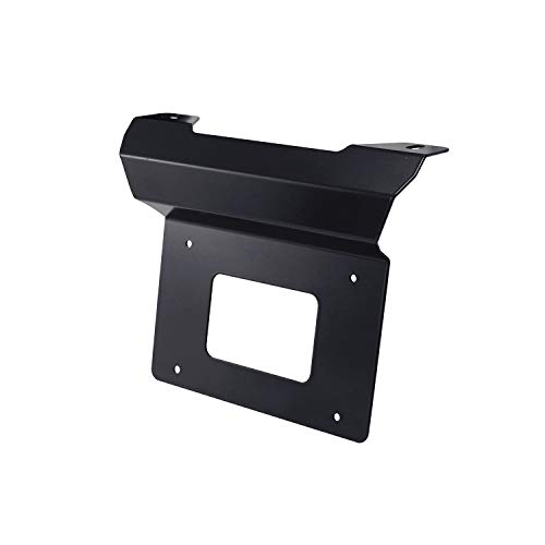 - Westin Automotive Products 32-30065 Black License Plate Bracket