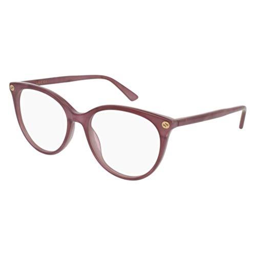 Gucci GG0093O Cat Eye Prescription Eyeglasses ()