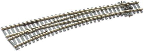 HO C100 Electrofrog Dbl Curved Left-Hand ()