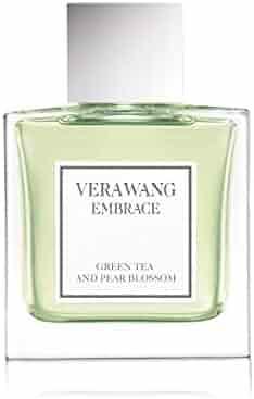 Vera Wang Embrace Eau de Toilette Spray for Women, Green Tea & Pear Blossom, 1 Fluid Ounce
