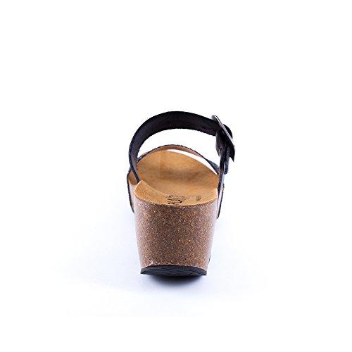 Sabot Donna Plakton Nero Sabot Plakton sandali Donna sandali vRnO1x6