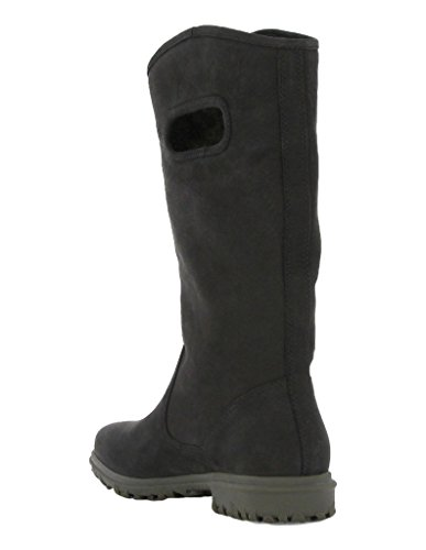 Bogs Women's Betty Tall Black Boot 7.5 B (M) by Bogs (Image #2)