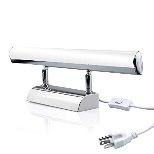 Bonlux LED Bathroom Vanity Mirror Lighting - 22 inch 9W Long Shade -