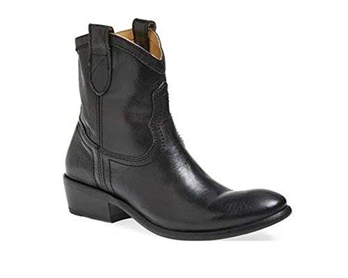 Women's Frye 'Carson' Short Boot Black Size 8.5 M