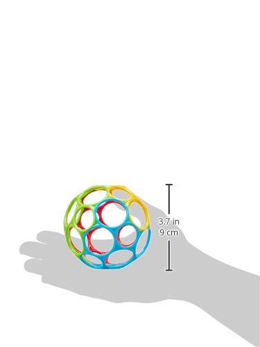 Oball Classic Palla facile da maneggiare, Multicolore 4