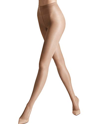 (Wolford Women's Satin Touch 20 Tights Cosmetic X-Large)